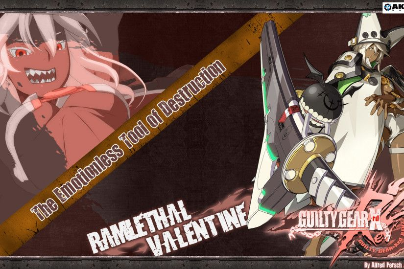 Download Wallpaper · guilty gear ...