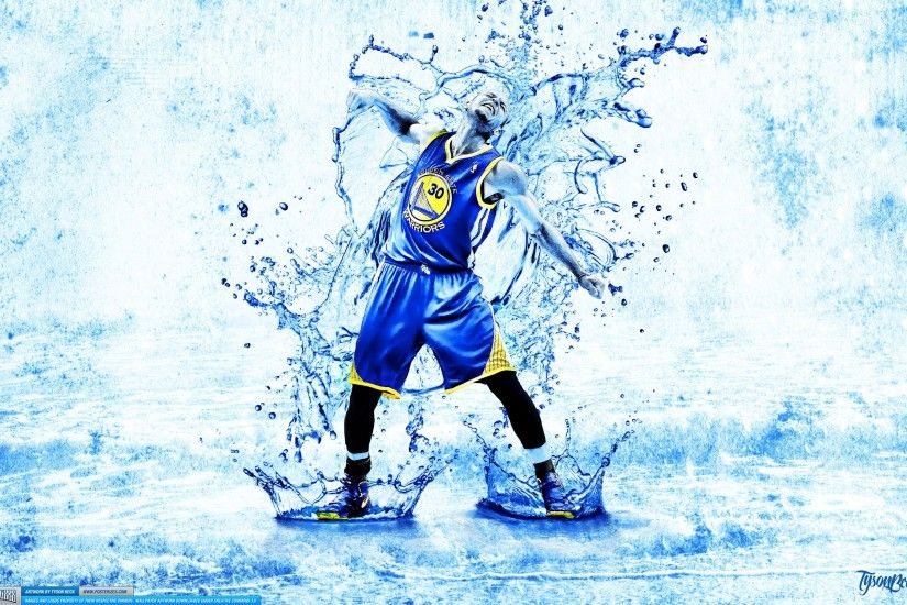 Stephen Curry 2015 Golden State Warriors NBA Wallpaper