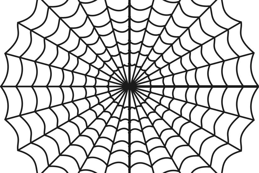 pin Background clipart spider web #5