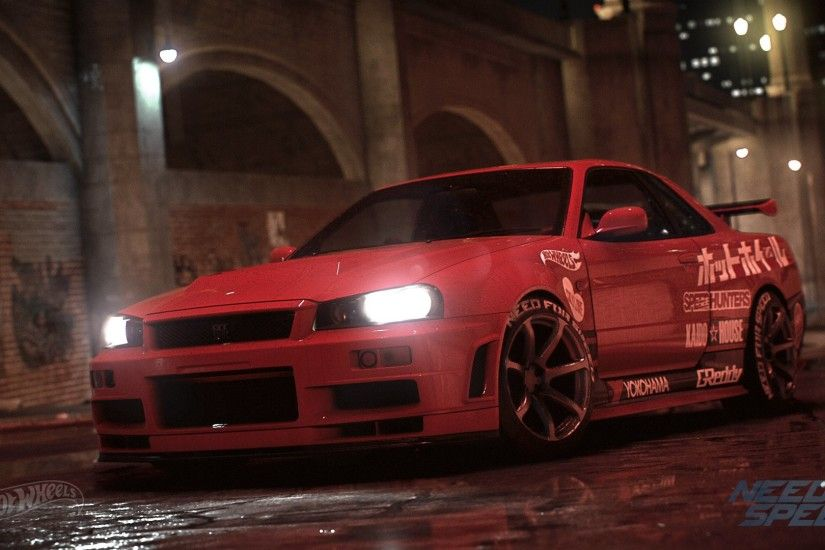 Video Game - Need for Speed (2015) Nissan Nissan Skyline GT-R Need
