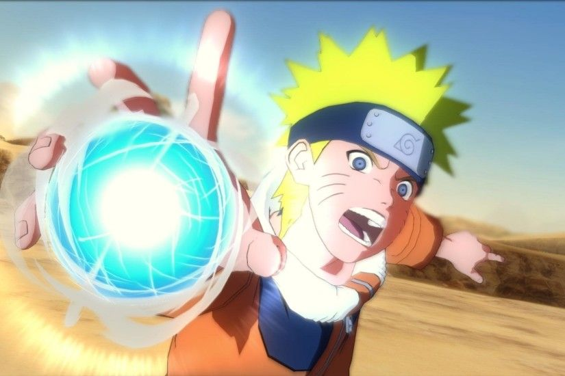 Video Game - Naruto Shippuden: Ultimate Ninja Storm Revolution Naruto  Rasengan (Naruto) Wallpaper