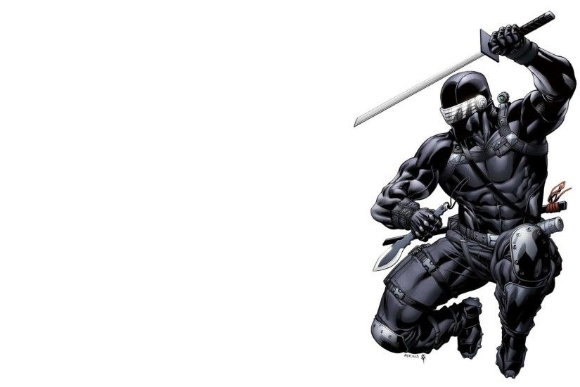 Comics snake eyes g.i.joe wallpaper | (58526)