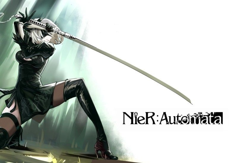 Nier Automata Game Wallpaper 2017 | Icon Wallpaper Hd with regard to Best  Nier Automata Game
