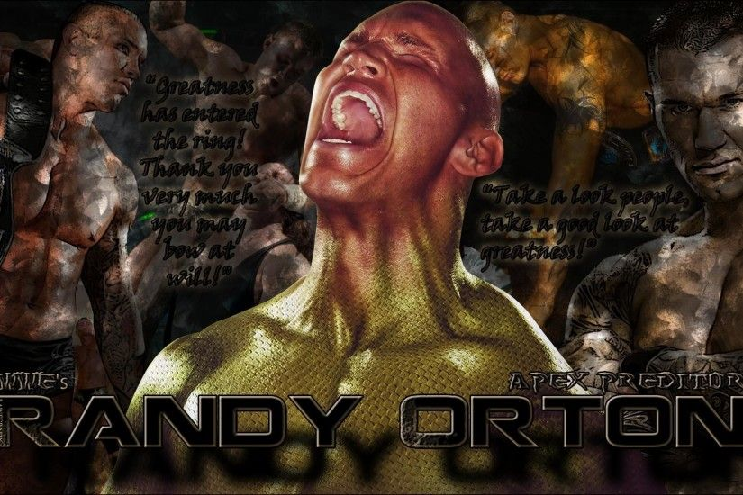 1920x1080 hd-wwe-randy-orton-smiley-faces-3 Wallpaper: 1920x1080