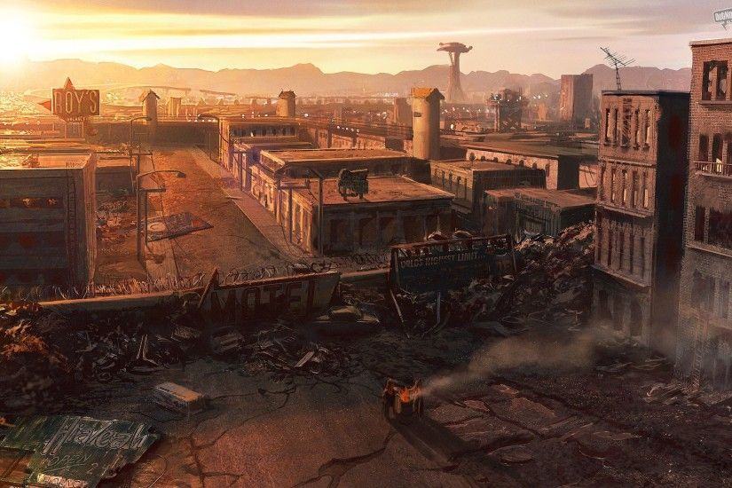 Fallout New Vegas Ncr Wallpaper Pictures to Pin on Pinterest