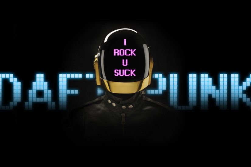 Daft Punk Widescreen Wallpaper