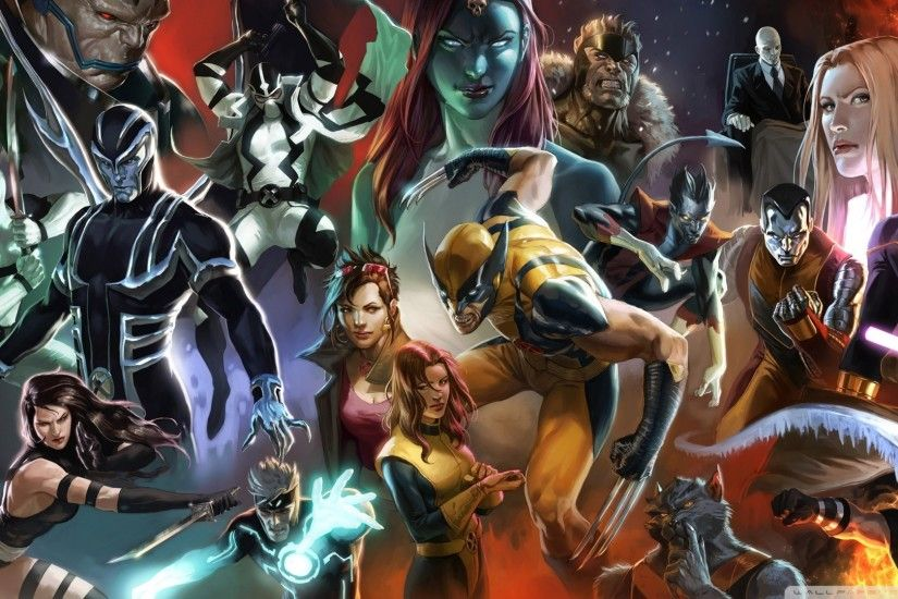 X Men Wallpaper Collection For Free Download