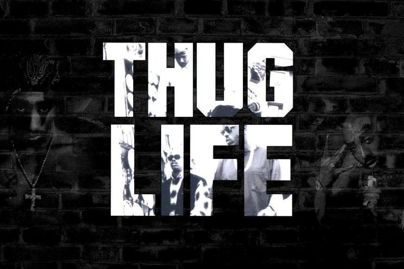 Tupac Shakur Thug Life Wallpaper Images & Pictures - Becuo