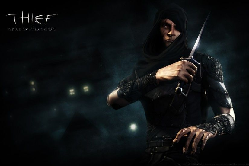 Video Game - Thief: Deadly Shadows Wallpaper