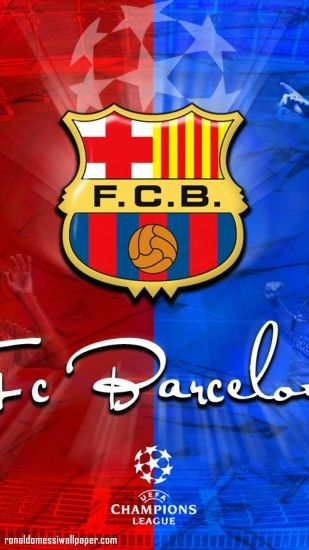 Barcelona Logo iPhone Hd Wallpaper Pixelstalk