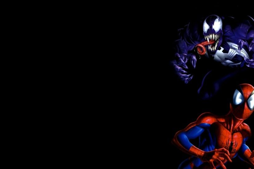 Spiderman Venom Wallpaper For Mac