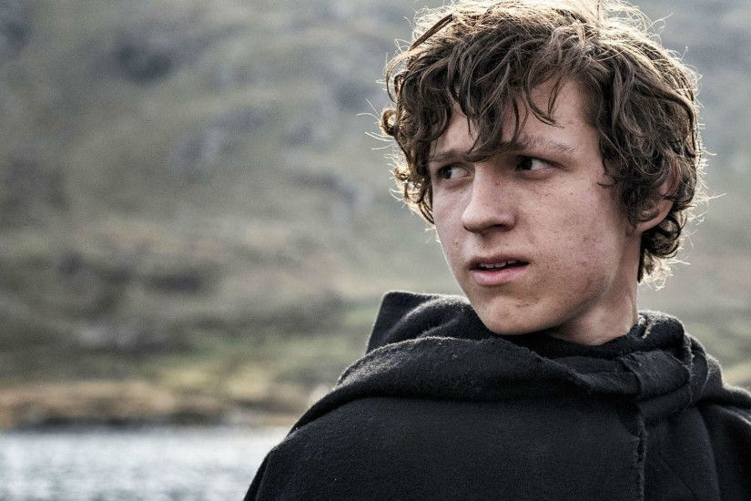 Pilgrimage Film Actor Tom Holland HD Wallpapers