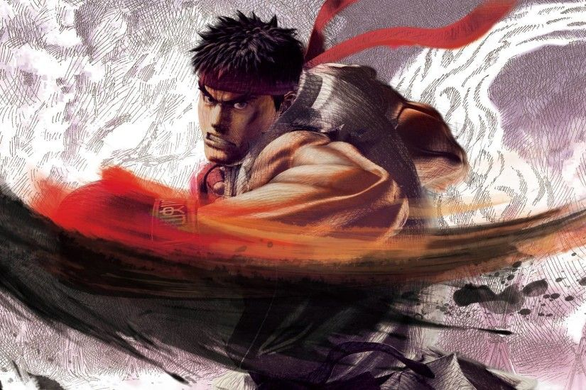 Super Street Fighter 4 Wallpaper 1080p