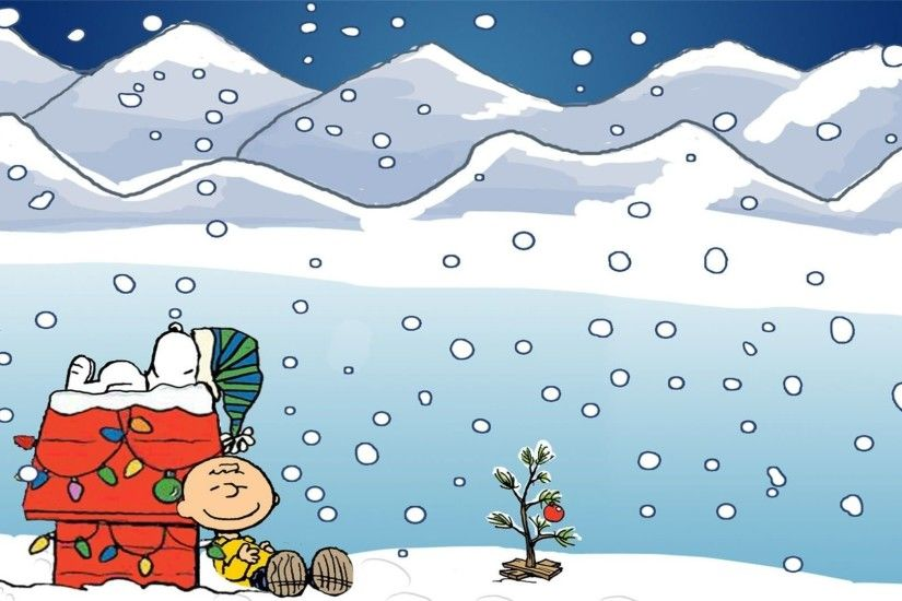 Charlie Brown and Snoopy wallpaper - Cartoon wallpapers - #12189