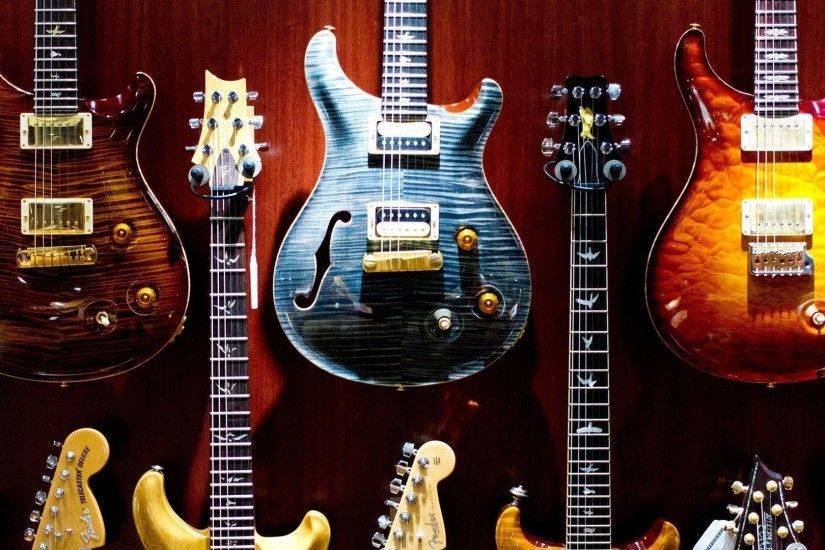 Wallpapers For > Electric Guitar Wallpaper 1920x1080