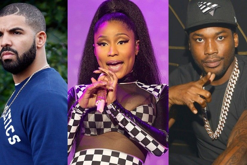Everything You Ever Wanted to Know About This Drake-Meek Mill-Nicki Minaj  Nonsense But Were Too Afraid to Ask