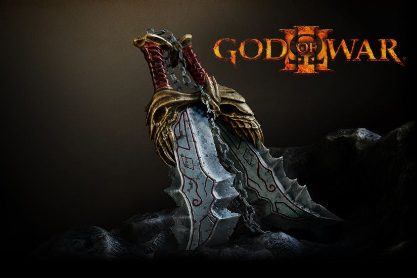 God Of War 3 Wallpaper Hd ①