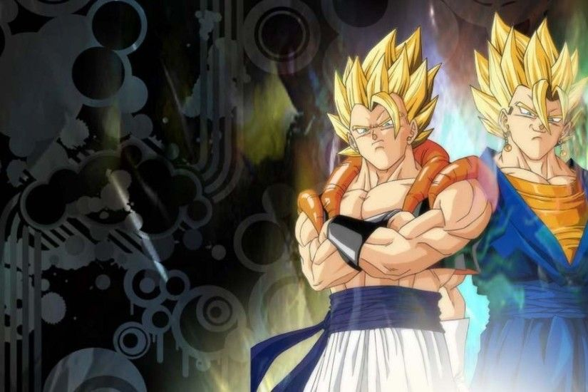 Gogeta y vegito papeis de parede papel - (#39575) - High Quality and