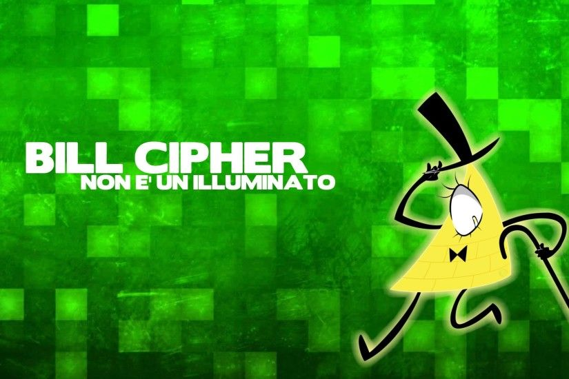 Gravity Falls - Bill Cipher NON E' UN ILLUMINATO
