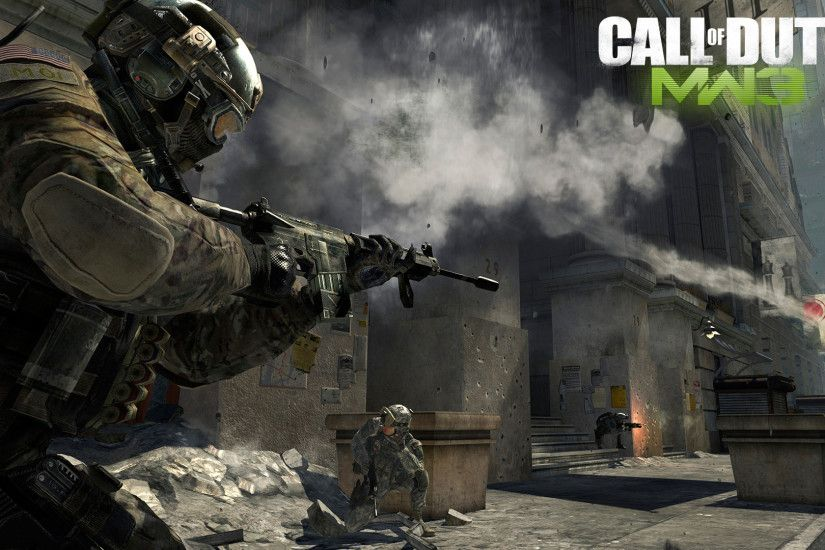 Call of Duty Modern Warfare 3 Wallpaper ·①