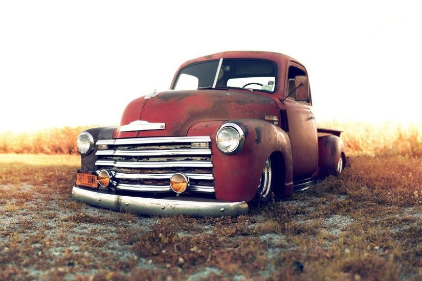 Vehicles - 1949 Chevy Truck Wallpaper