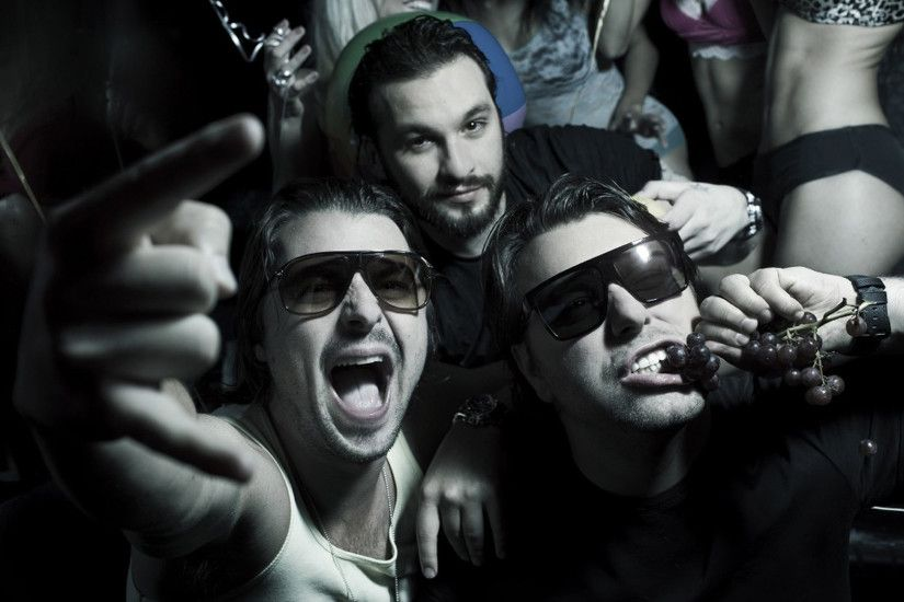 Music - Swedish House Mafia DJ Wallpaper