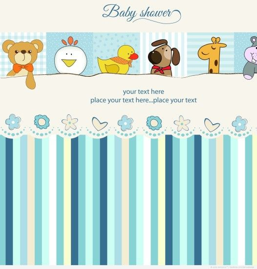 ... Baby theme background Vector Image - 1314907 | StockUnlimited ...