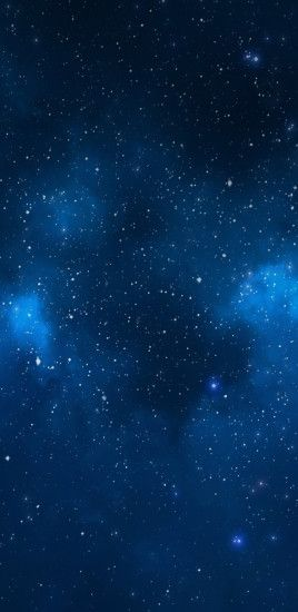 Dark, blue, wallpaper, galaxy, tranquil, beauty, nature, night,