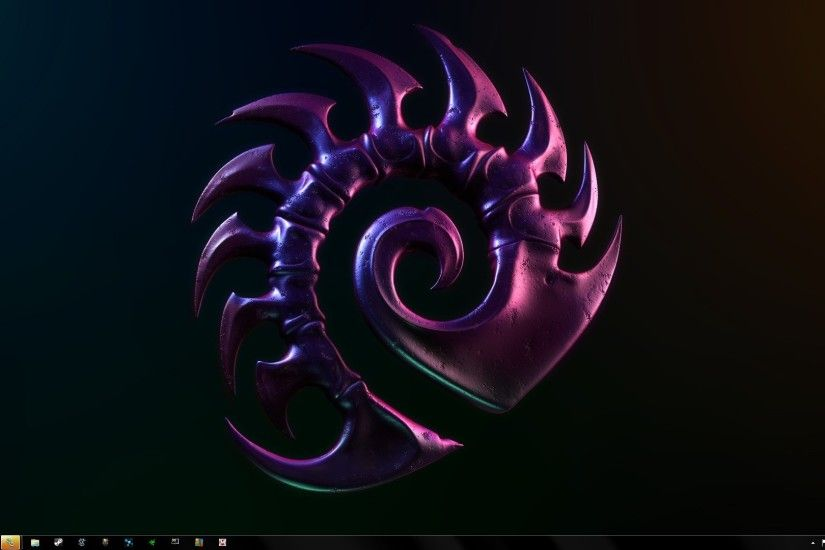 starcraft 2 heart of the swarm zerg wallpaper ...