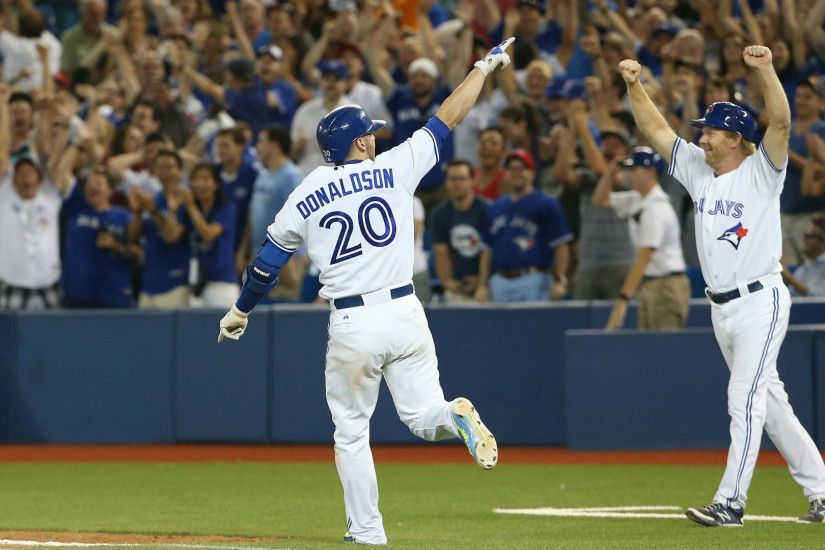 Josh Donaldson inks two-year deal with Blue Jays to avoid arbitration | MLB  | Sporting News