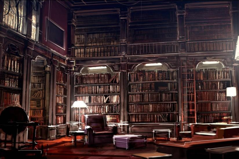 Library Wallpapers - Full HD wallpaper search