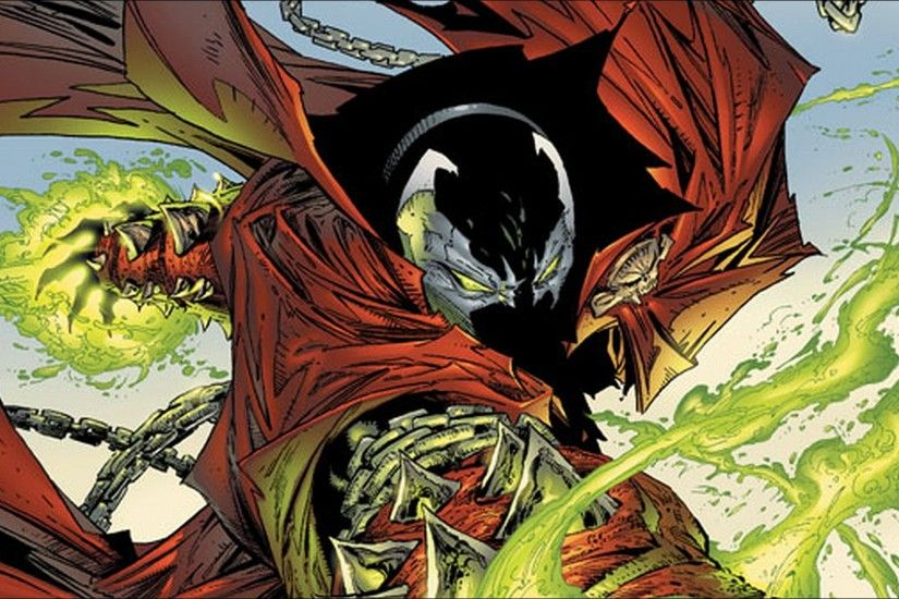 Comics - Spawn Wallpaper