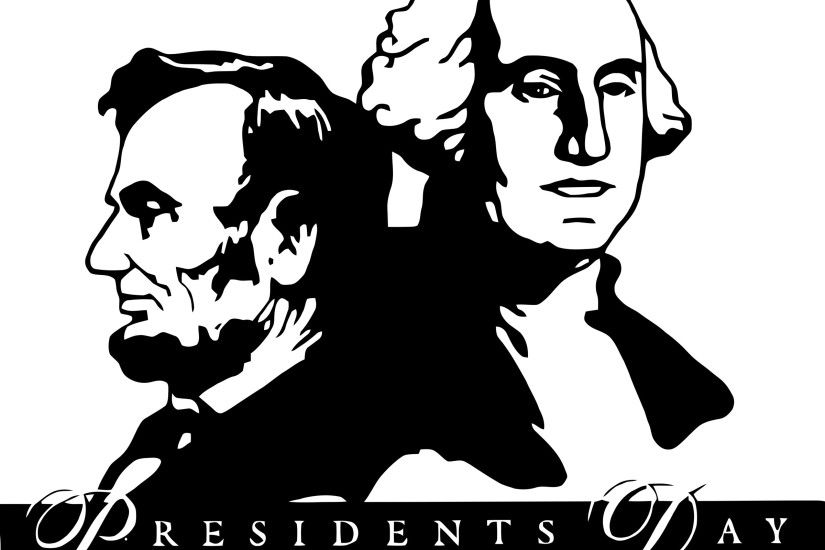 Washington Lincoln Presidents Day