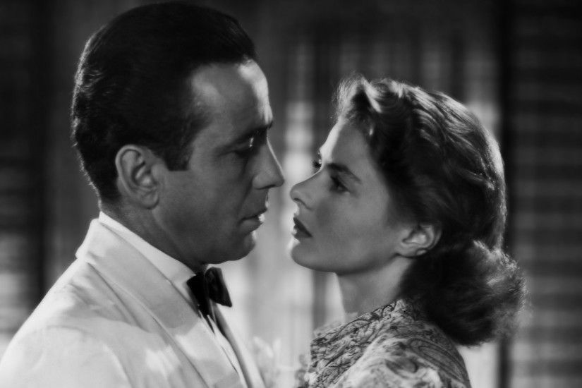 humphrey bogart casablanca ingrid bergman 1433x1800 wallpaper Art HD  Wallpaper