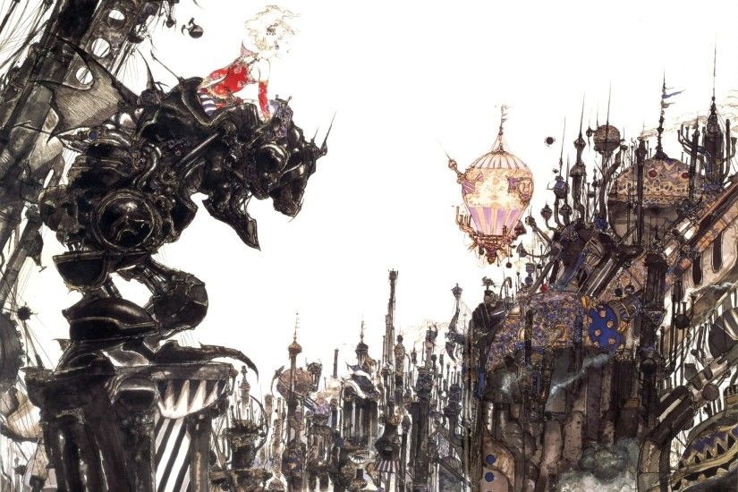 Explore Final Fantasy Artwork, Final Fantasy Vi, and more!