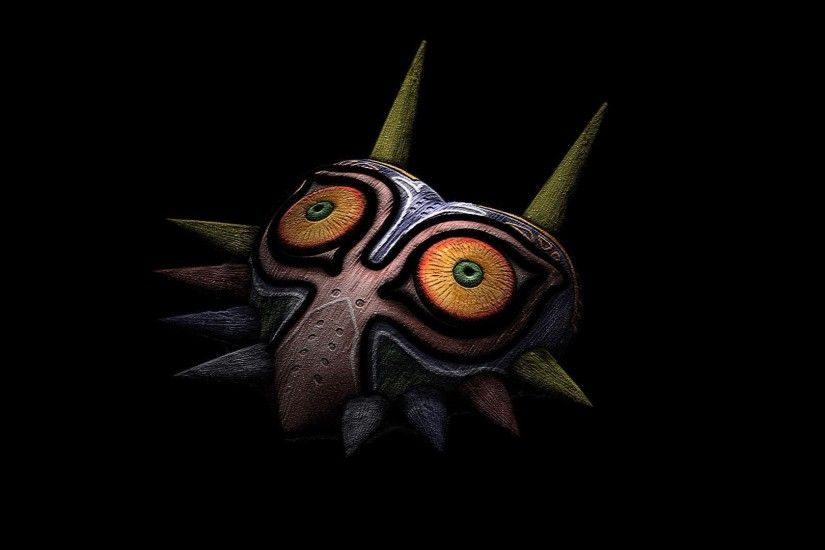 20 The Legend Of Zelda: Majora's Mask Wallpapers | The Legend Of ..