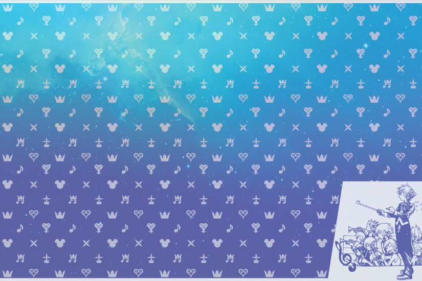 ... Kingdom Hearts World Tour Background by DrBoxHead