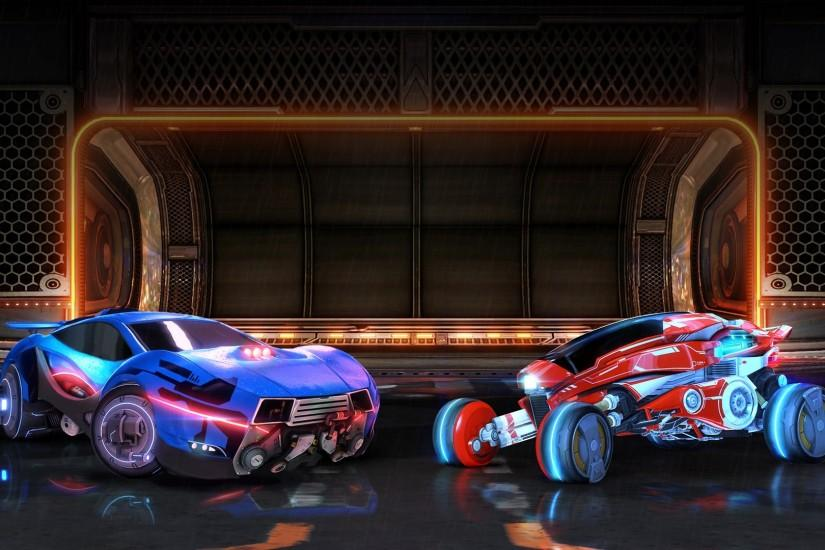 free screensaver wallpapers for rocket league
