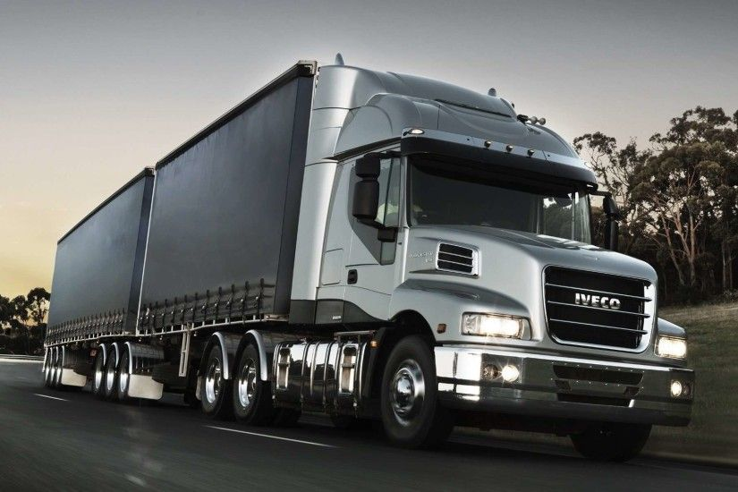 Iveco Truck Wallpaper | High Quality PC Dekstop Full HD Wallpapers