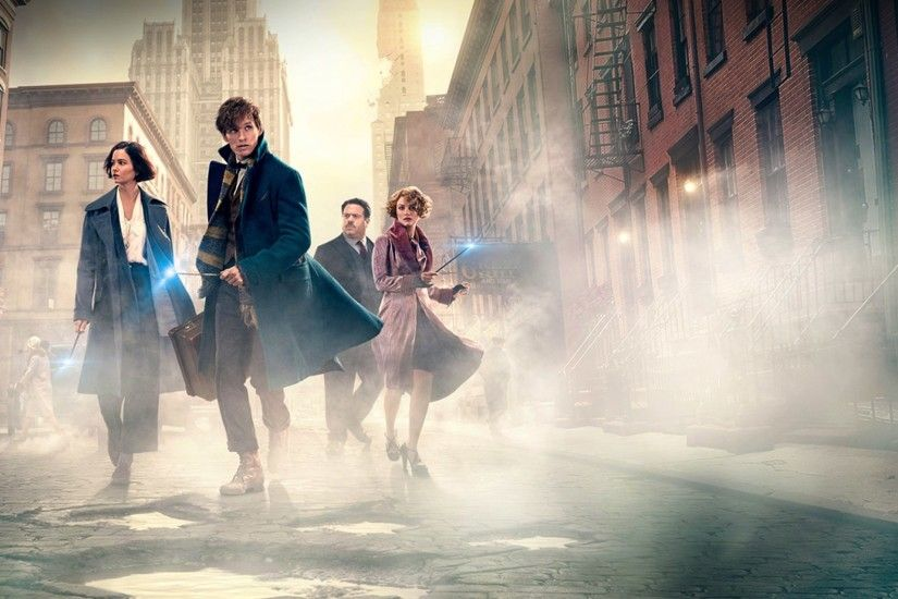 wallpaper images fantastic beasts and where to find them