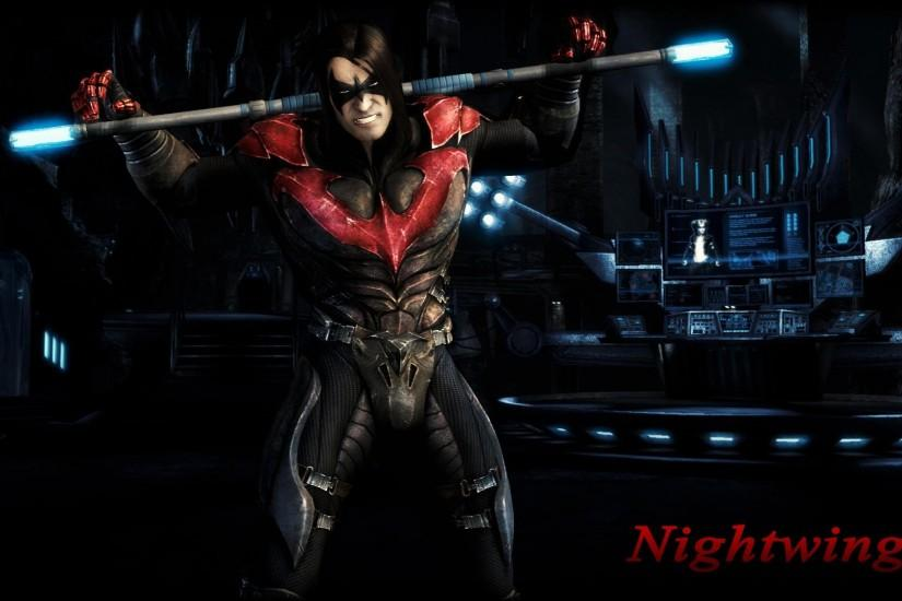 nightwing wallpaper 1920x1080 computer