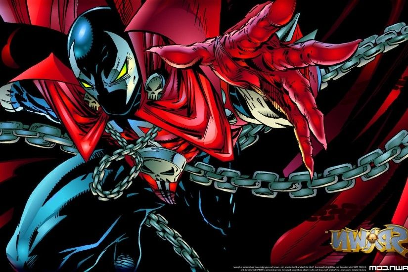 Spawn, Todd McFarlane, Image Comics Wallpapers HD / Desktop and Mobile  Backgrounds