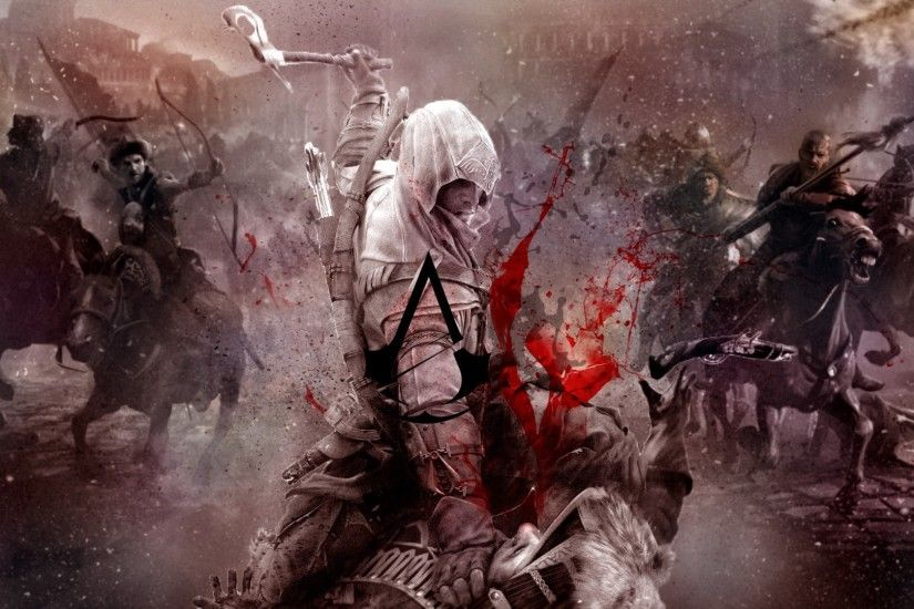... Gun, Killing Spree, Killing Floor, Photoshopped, Photo manipulation,  Blood, Medieval, Rome, Paris Wallpapers HD / Desktop and Mobile Backgrounds