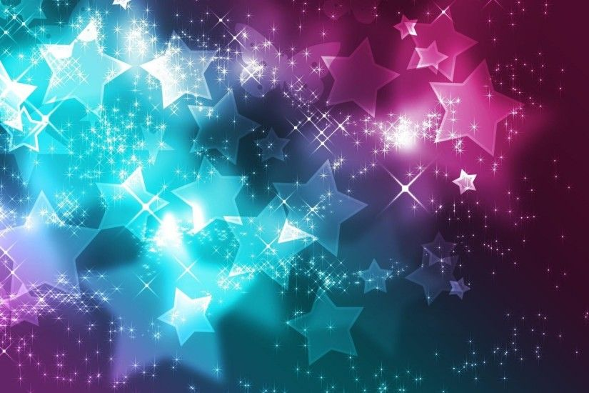 Preview wallpaper stars, backgrounds, glitter, paint 2048x1152