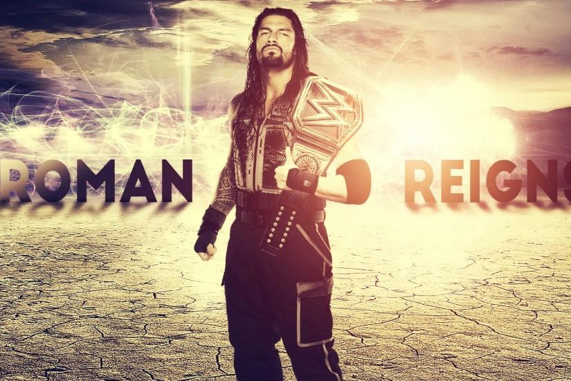 Roman Reigns wallpaper ...