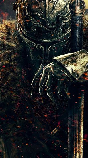 2160x3840 Wallpaper dark souls ii, dark souls, warrior, knight, from  software,