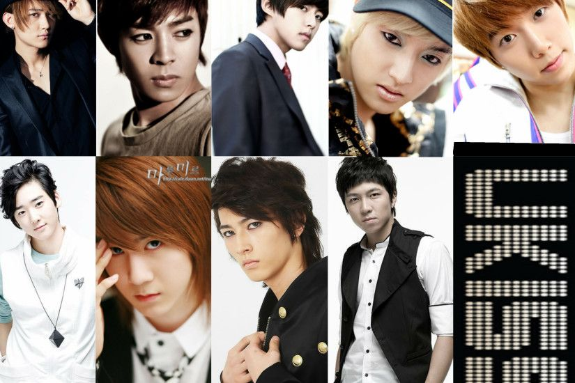 Wallpapers 120502 U-KISS ...