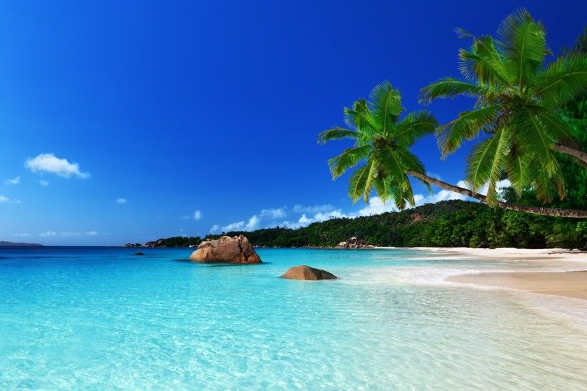 Tropical Island Desktop Backgrounds (47 Wallpapers)