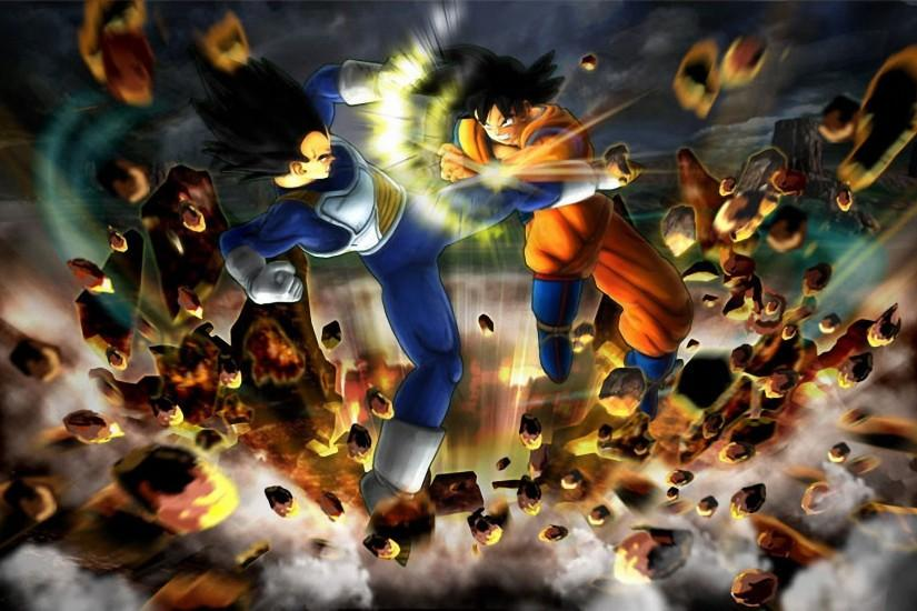 Dragon Ball Z Wallpapers High Quality | Download Free