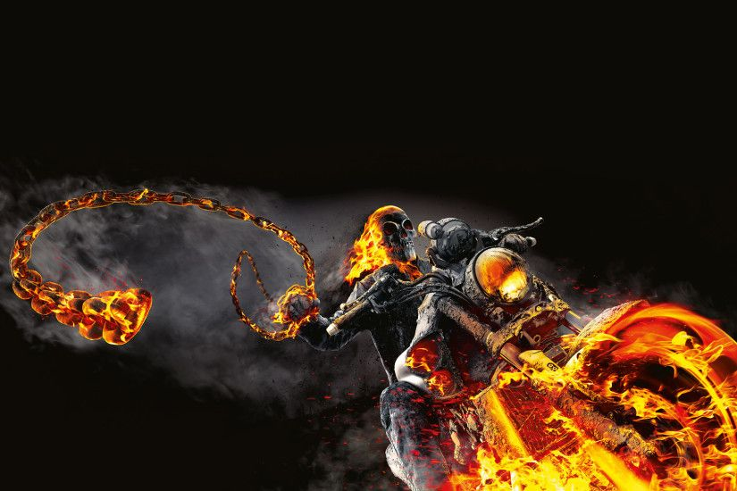 Ghost Rider 2 Wallpapers (76 Wallpapers)